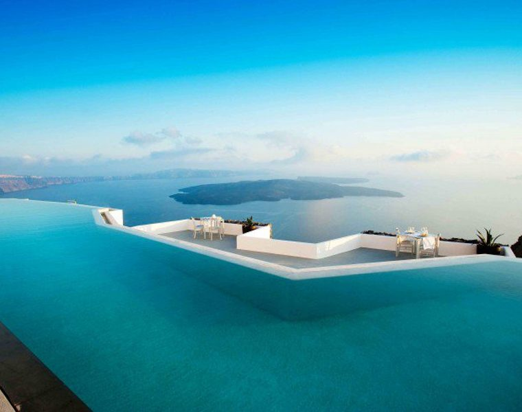 "Grace Santorini named ""Top Mediterranean Resort"" for 2018 20"