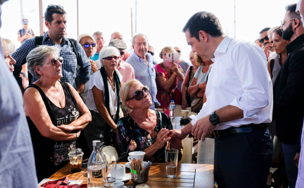More than 6 million euros paid to fire victims as Greek PM visits Mati 1
