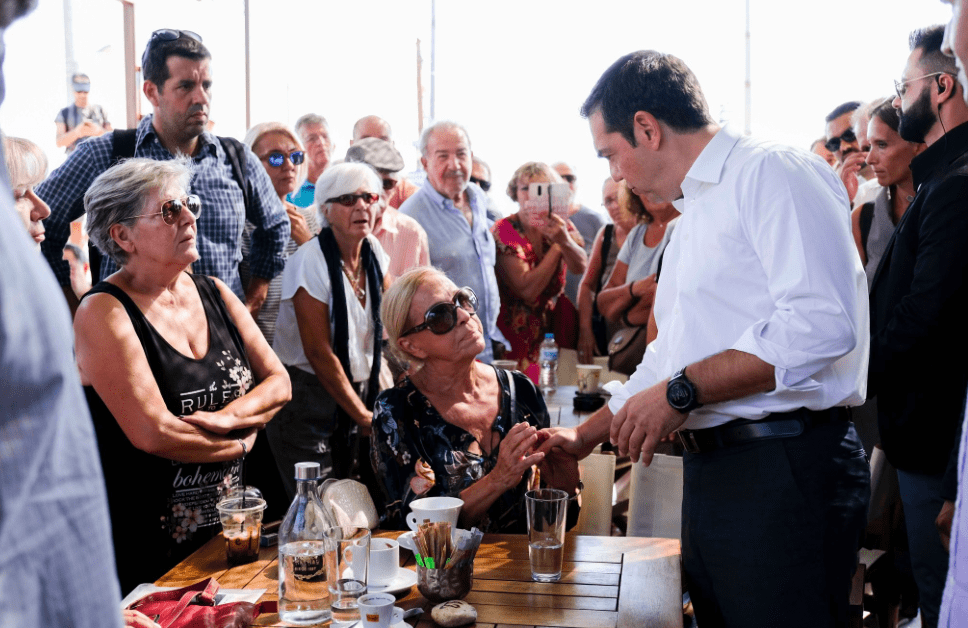 More than 6 million euros paid to fire victims as Greek PM visits Mati 2