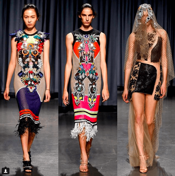 Mary Katrantzou wows the fashion world with her SS19 Collection at London Fashion Week (PICS) 2