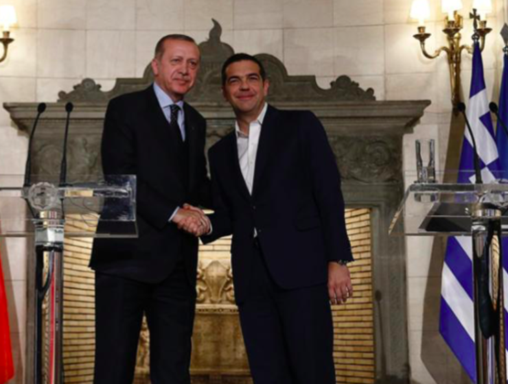 Greek Prime Minister to meet with Turkish President in New York 7