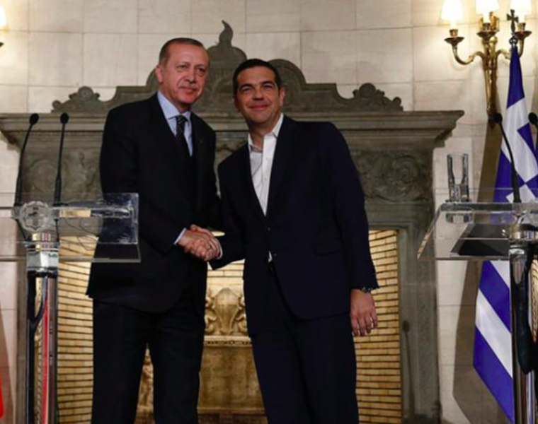 Greek Prime Minister to meet with Turkish President in New York 3