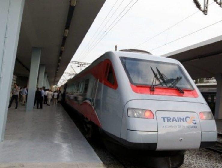 Athens to Thessaloniki new speed train set to become number one form of transport 3