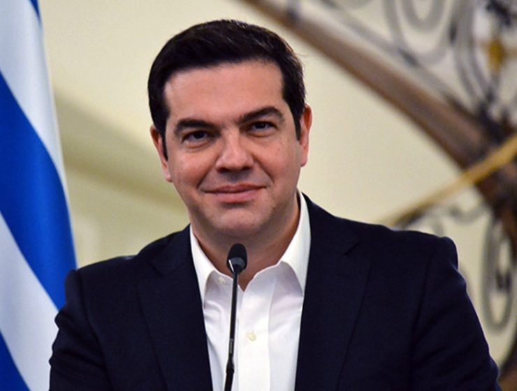 Greek PM heads to New York to speak to UN General Assembly 9