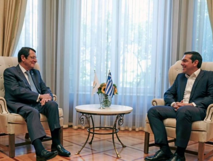 Greece, Cyprus set for closer cooperation 23