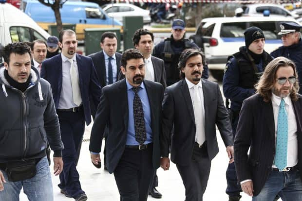 Turkish secret service knows where Greece is hiding Turkish officers says newspaper 1