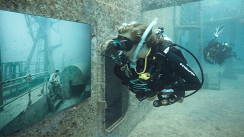 World's first undersea photo exhibition takes place on Amorgos island 2