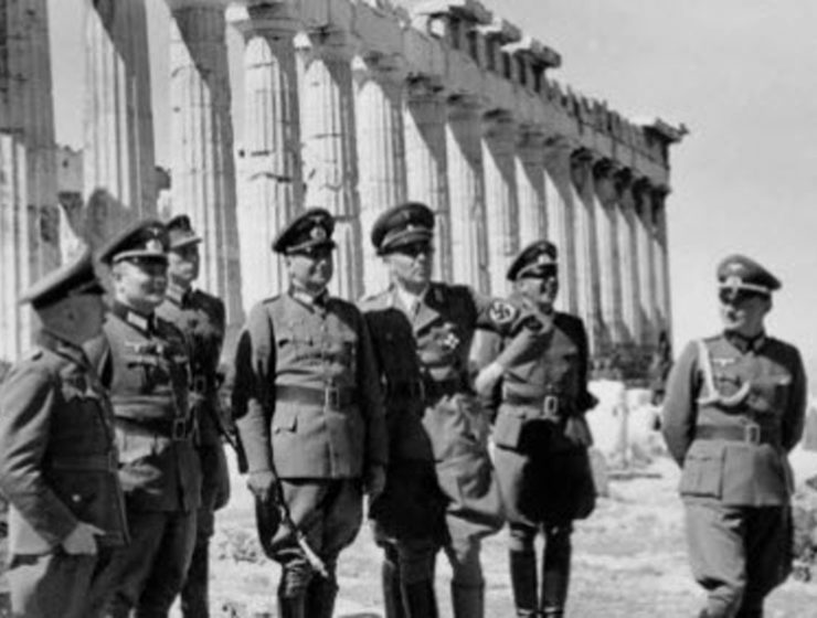 Greece moving forward with German War reparations report 3