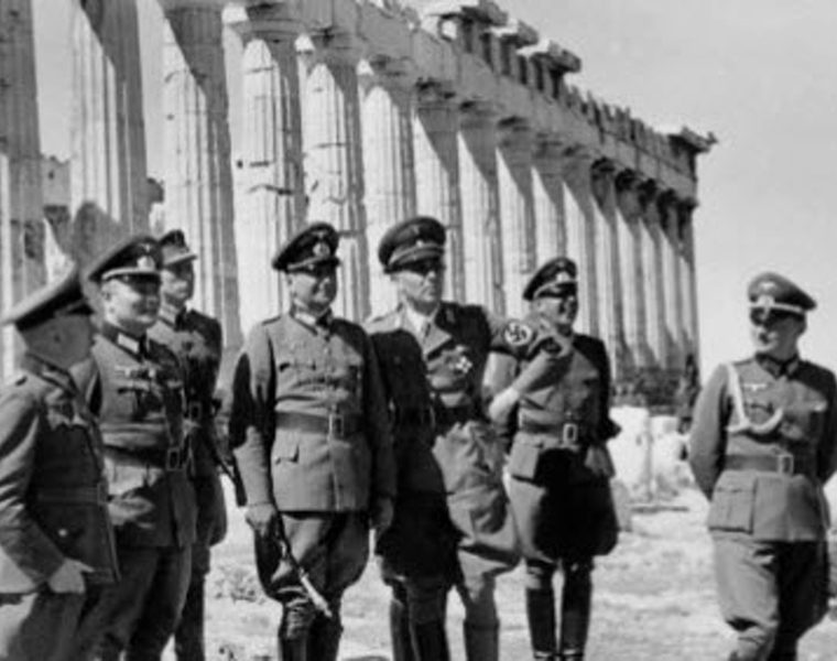 Greece moving forward with German War reparations report 31