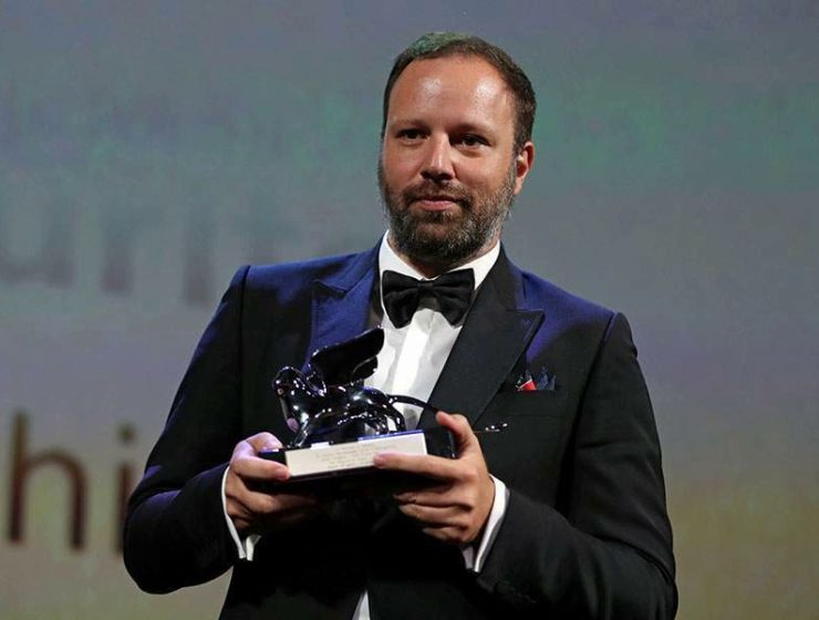 Greek director Yorgos Lanthimos wins prestigious prize at Venice Film Festival 5