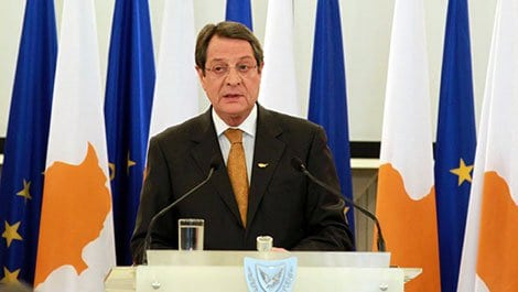 Cyprus President in Athens for official visit 25