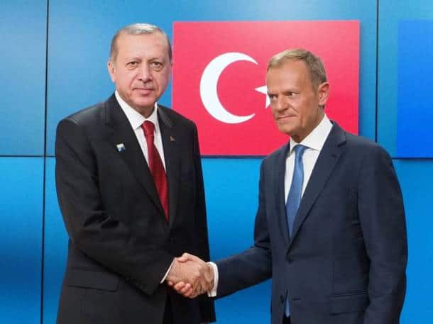 Turkey loses 70 million euros for not respecting EU values 3