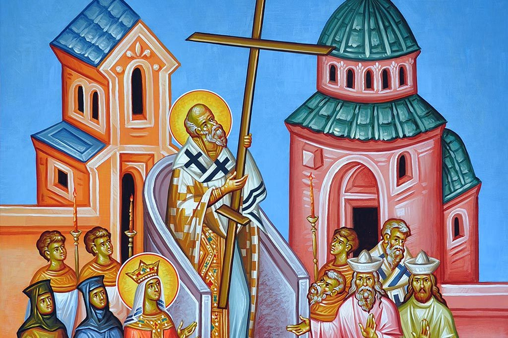 The Feast of the Exaltation of the Holy Cross 2
