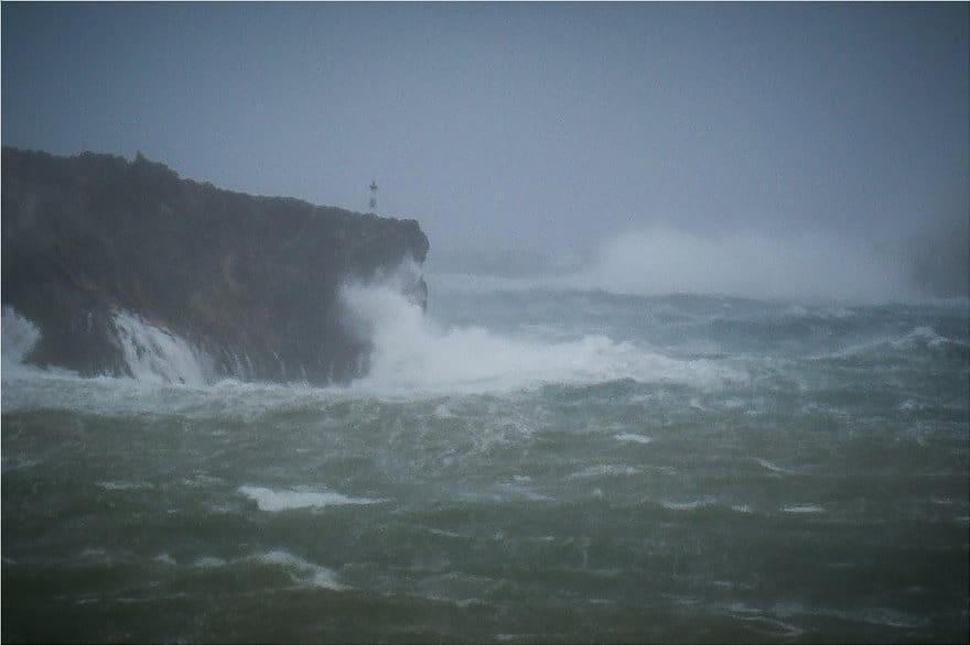 Cyclone Zorbas expected to hit Greece today 7
