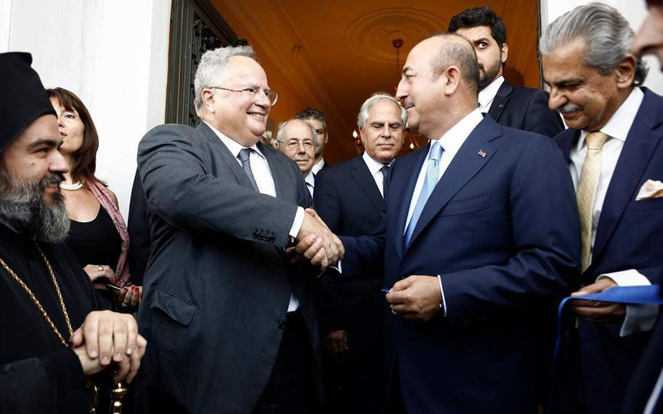Inauguration by Greek officials of Consulate in Izmir overshadowed by accusations against Athens 2