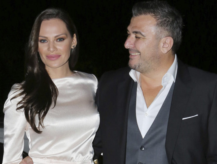 Antonis Remos set to marry Yvonne Bosnjak this weekend 4