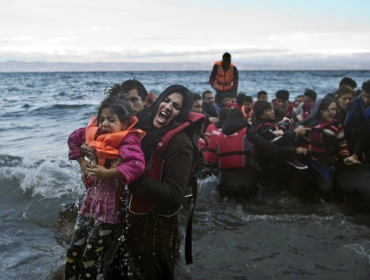 """United Nations: Situation at refugee centers on Greek islands at """"boiling point"""" 15"""