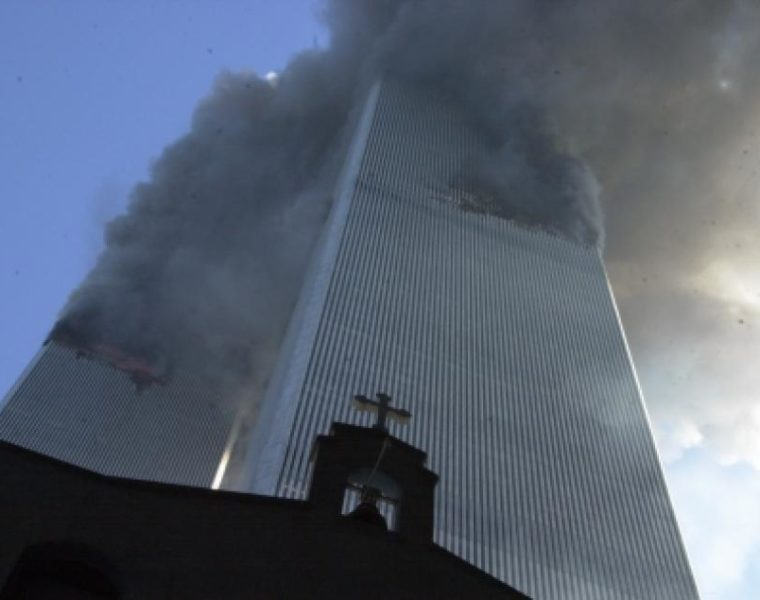 On this Day in 2001, the 9/11 Terror Attack destroyed St. Nicholas Greek Orthodox Church 6