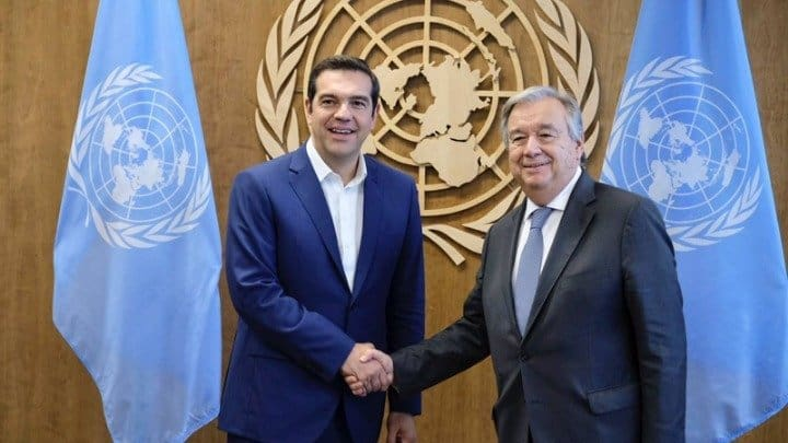 UN Secretary General praises Greece over migration crisis 3