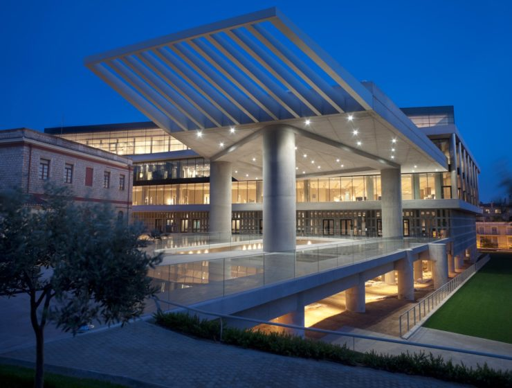 Acropolis Museum ranked sixth best museum in the world by TripAdvisor 84