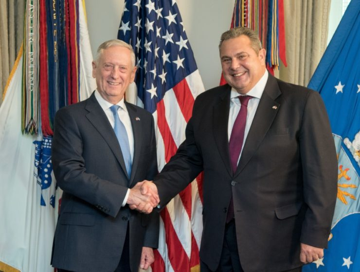 USA military might back Israel, Cyprus, Greece alliance 33