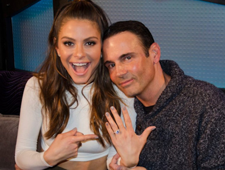 Maria Menounos ready for her traditional Greek wedding in Arcadia this weekend (VIDEO) 14