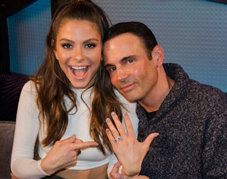 Maria Menounos ready for her traditional Greek wedding in Arcadia this weekend (VIDEO) 12