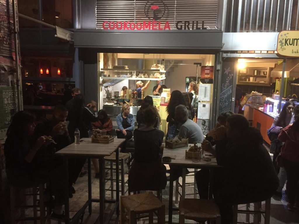 Five of the Newest & Coolest Street Food Hangouts in Athens 15