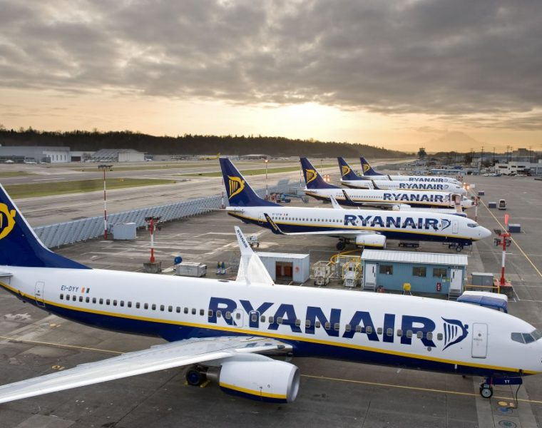 Ryanair increase routes to Greece 10