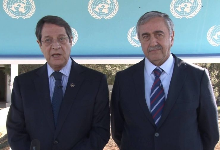 Cyprus President to meet Turkish Cypriot leader for 'no agenda' meeting 17