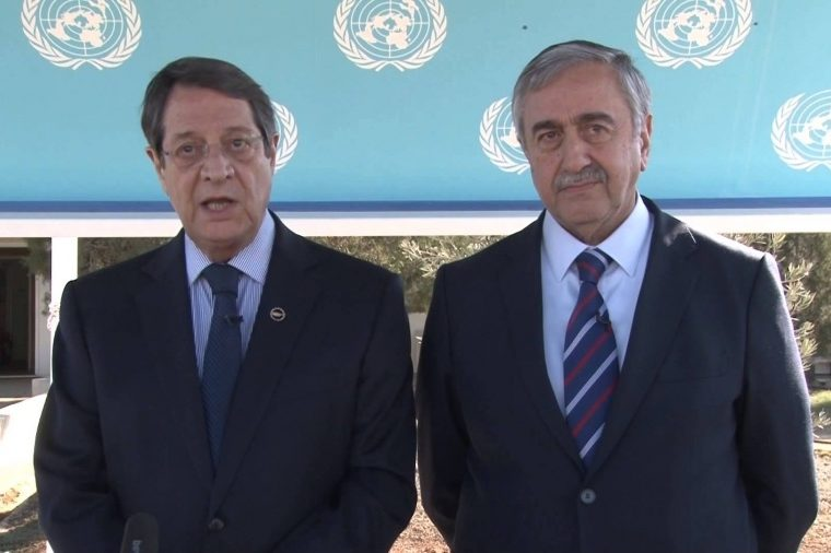 Cyprus President to meet Turkish Cypriot leader for 'no agenda' meeting 18