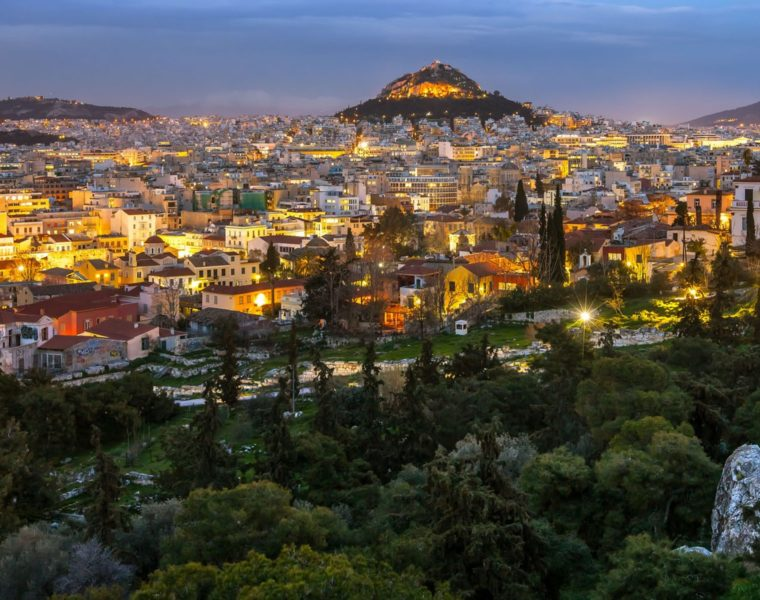 Athens, a strong candidate for 2018 European Capital Innovation Award 3