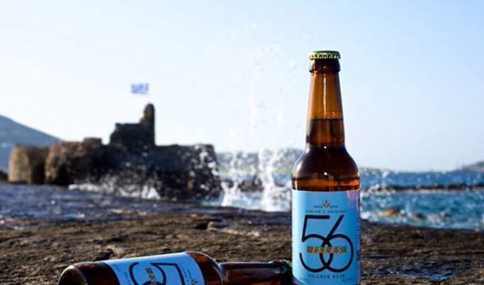 Paros beer named one of the Top 6 tasting beers in the world 3