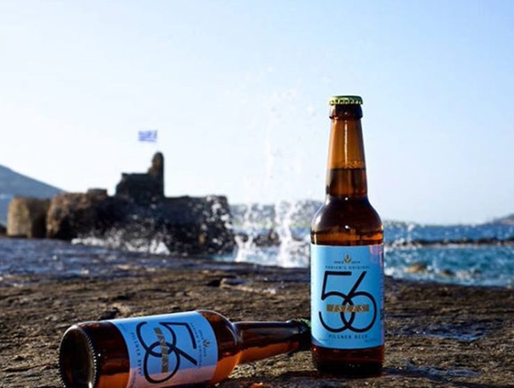 Paros beer named one of the Top 6 tasting beers in the world 1