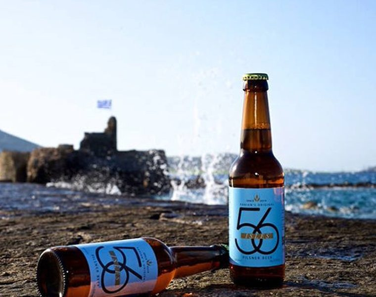 Paros beer named one of the Top 6 tasting beers in the world 48