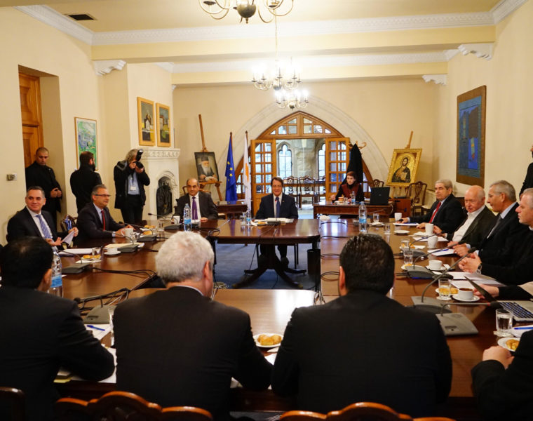 National Council convenes over 'loose' Federation proposal for Cyprus 3
