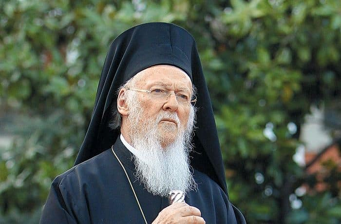 We want our stolen treasures back: Ecumenical Patriarch 19