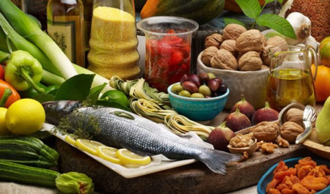 New study shows Mediterranean diet prevents depression 1