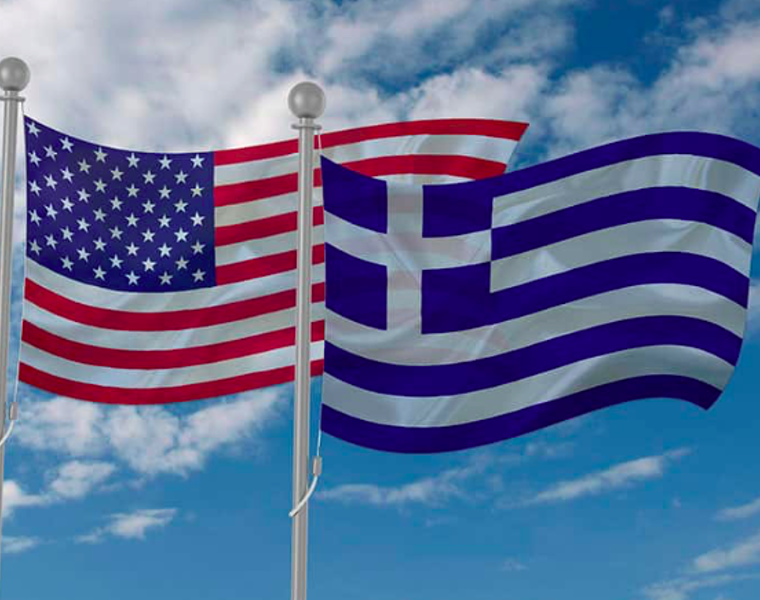 Greek Citizens no longer need a visa to travel to the US 13