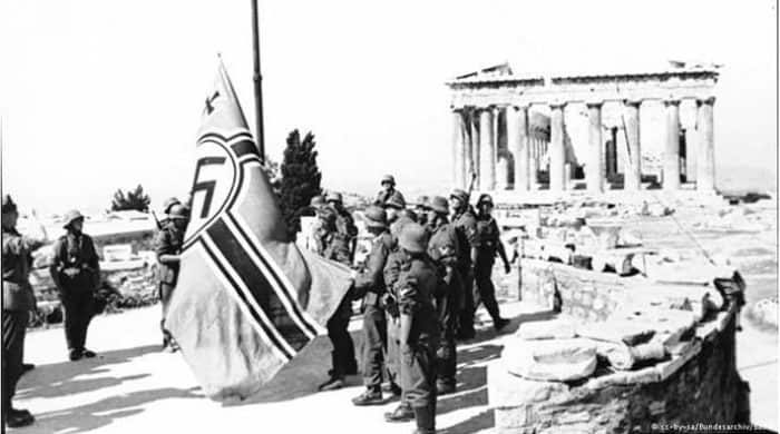German President apologises again to Greece for Nazi atrocities 41