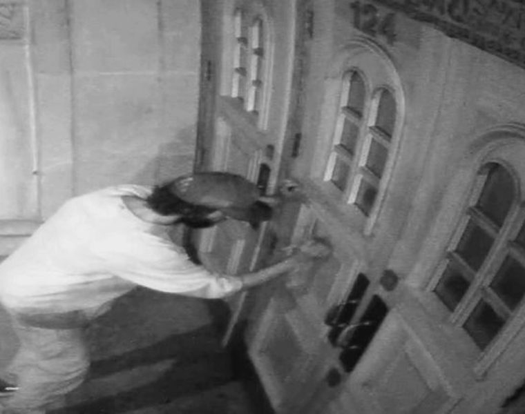 New York Police looking for suspect who vandalised Greek Orthodox Church 33