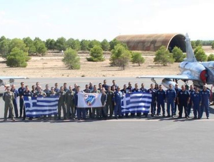 Greek Pilots named best in NATO for 2018   3