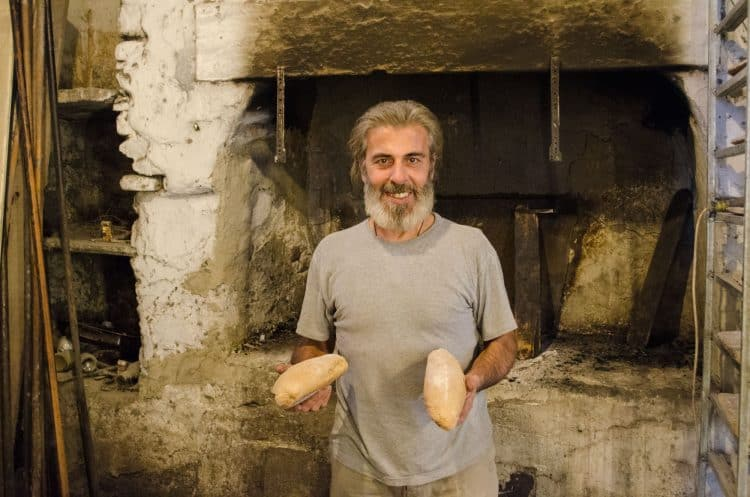 Gioras, the oldest working Bakery on Mykonos island 12