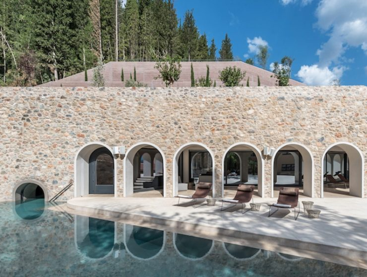 Greece's first holistic wellbeing destination spa opens in the Peloponnese 32