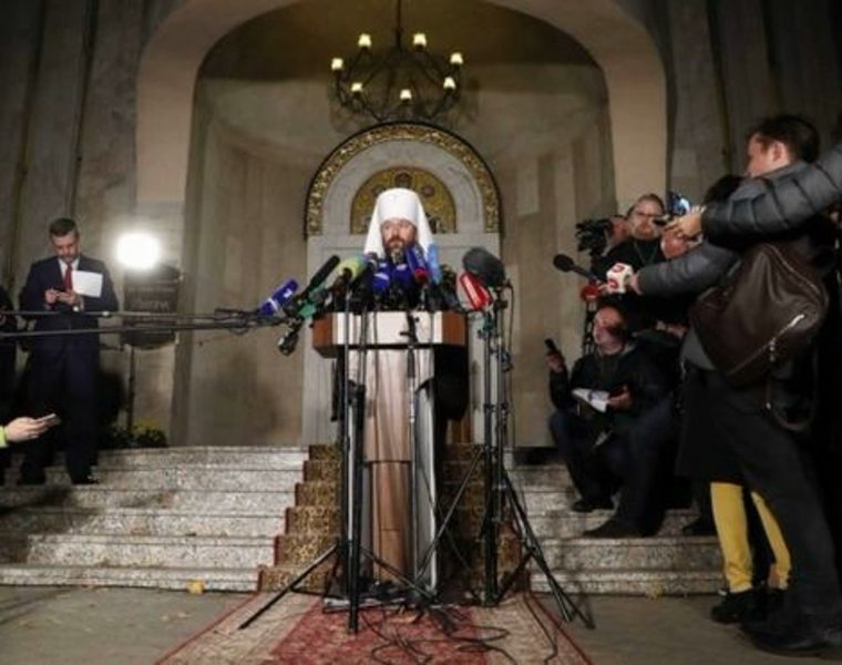 Russian Orthodox Church cuts off all ties with Patriarchate of Constantinople 17