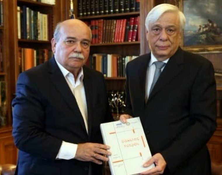 "Much awaited ""Cyprus File"" handed over to Greek President 10"