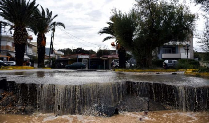 State of Emergency declared for areas of the Peloponnese 8