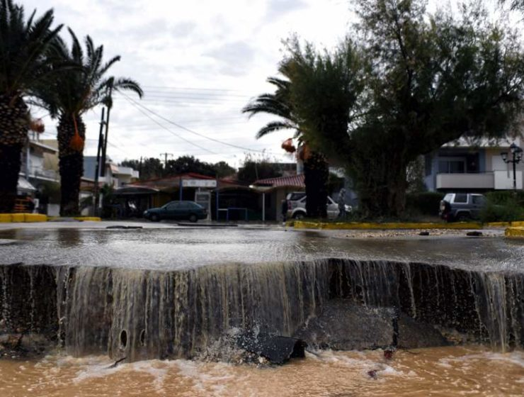 State of Emergency declared for areas of the Peloponnese 3