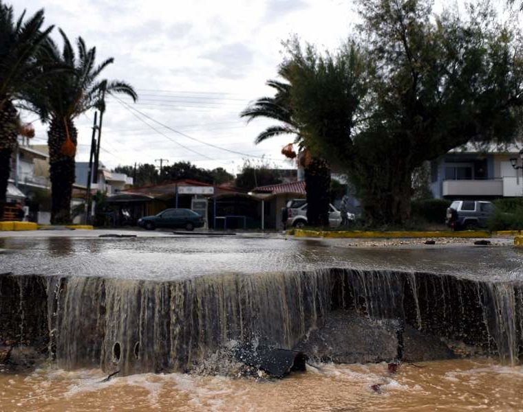 State of Emergency declared for areas of the Peloponnese 12