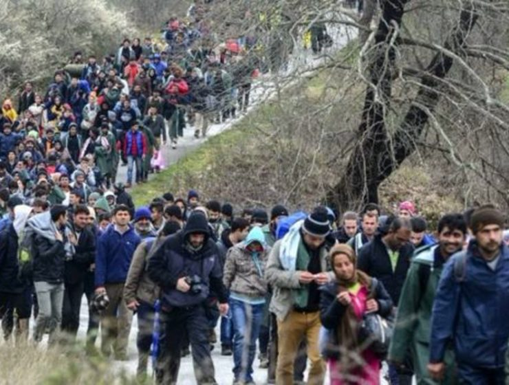 Turkey is responsible for new influx of migrants says Greece 11